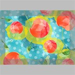 Red Cherries Deluxe Canvas 18  x 12   18  x 12  x 1.5  Stretched Canvas
