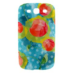 Red Cherries Samsung Galaxy S III Hardshell Case
