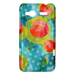 Red Cherries HTC Radar Hardshell Case