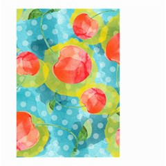 Red Cherries Small Garden Flag (Two Sides)