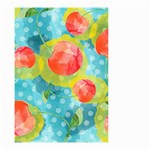 Red Cherries Small Garden Flag (Two Sides) Front