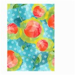 Red Cherries Large Garden Flag (Two Sides) Front