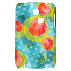 Red Cherries Samsung S3350 Hardshell Case