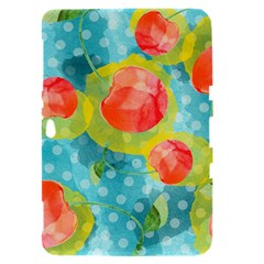 Red Cherries Samsung Galaxy Tab 8.9  P7300 Hardshell Case