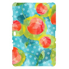 Red Cherries Samsung Galaxy Tab 10.1  P7500 Hardshell Case