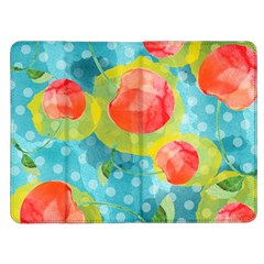 Red Cherries Kindle Fire (1st Gen) Flip Case