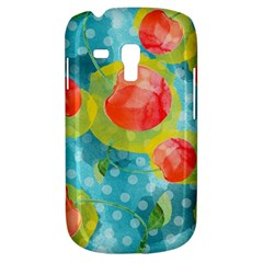 Red Cherries Samsung Galaxy S3 MINI I8190 Hardshell Case