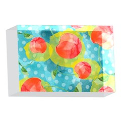 Red Cherries 4 x 6  Acrylic Photo Blocks