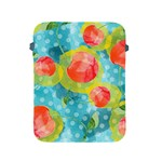Red Cherries Apple iPad 2/3/4 Protective Soft Cases Front