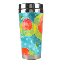 Red Cherries Stainless Steel Travel Tumblers