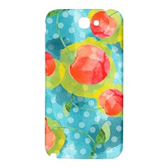 Red Cherries Samsung Note 2 N7100 Hardshell Back Case