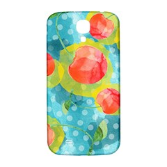 Red Cherries Samsung Galaxy S4 I9500/I9505  Hardshell Back Case