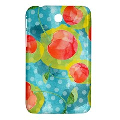 Red Cherries Samsung Galaxy Tab 3 (7 ) P3200 Hardshell Case
