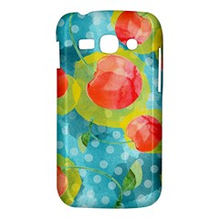 Red Cherries Samsung Galaxy Ace 3 S7272 Hardshell Case