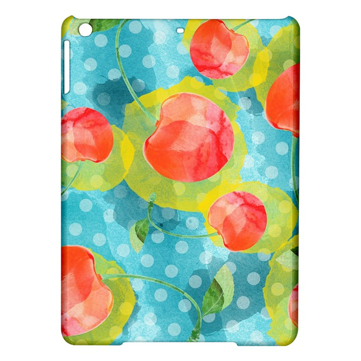 Red Cherries iPad Air Hardshell Cases