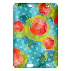 Red Cherries Amazon Kindle Fire HD (2013) Hardshell Case