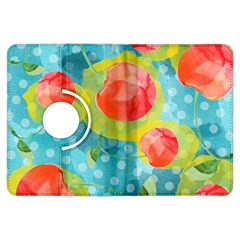 Red Cherries Kindle Fire HDX Flip 360 Case