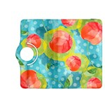 Red Cherries Kindle Fire HDX 8.9  Flip 360 Case Front