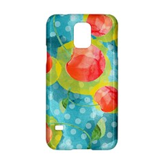 Red Cherries Samsung Galaxy S5 Hardshell Case