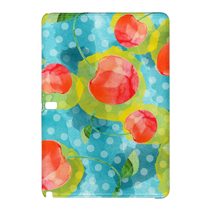 Red Cherries Samsung Galaxy Tab Pro 10.1 Hardshell Case