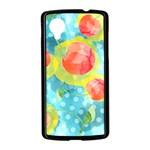 Red Cherries Nexus 5 Case (Black) Front