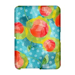 Red Cherries Amazon Kindle Fire (2012) Hardshell Case