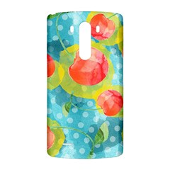 Red Cherries LG G3 Back Case