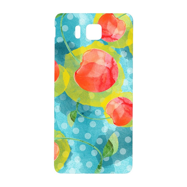 Red Cherries Samsung Galaxy Alpha Hardshell Back Case