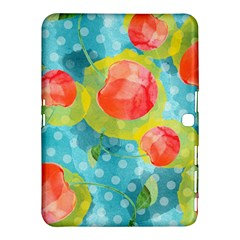Red Cherries Samsung Galaxy Tab 4 (10.1 ) Hardshell Case