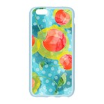 Red Cherries Apple Seamless iPhone 6/6S Case (Color) Front