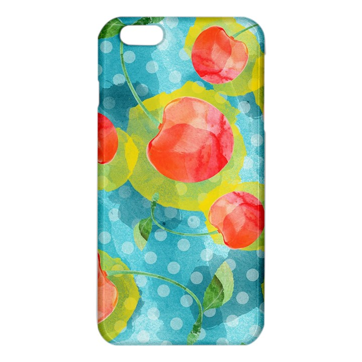 Red Cherries iPhone 6 Plus/6S Plus TPU Case