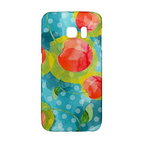 Red Cherries Galaxy S6 Edge