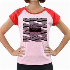 Sometimes Quiet Is Violent Twenty One Pilots The Meaning Of Blurryface Album Women s Cap Sleeve T-Shirt