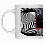 Sometimes Quiet Is Violent Twenty One Pilots The Meaning Of Blurryface Album White Mugs Left