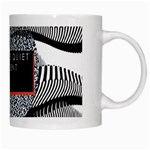 Sometimes Quiet Is Violent Twenty One Pilots The Meaning Of Blurryface Album White Mugs Right