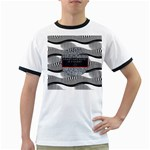 Sometimes Quiet Is Violent Twenty One Pilots The Meaning Of Blurryface Album Ringer T-Shirts Front