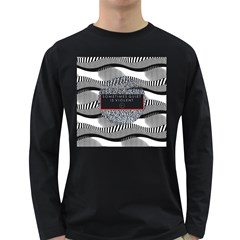 Sometimes Quiet Is Violent Twenty One Pilots The Meaning Of Blurryface Album Long Sleeve Dark T-Shirts