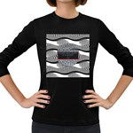 Sometimes Quiet Is Violent Twenty One Pilots The Meaning Of Blurryface Album Women s Long Sleeve Dark T-Shirts Front