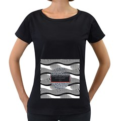 Sometimes Quiet Is Violent Twenty One Pilots The Meaning Of Blurryface Album Women s Loose Fit T Shirt (black)