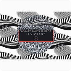 Sometimes Quiet Is Violent Twenty One Pilots The Meaning Of Blurryface Album Collage Prints
