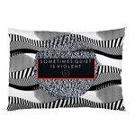 Sometimes Quiet Is Violent Twenty One Pilots The Meaning Of Blurryface Album Pillow Case 26.62 x18.9 Pillow Case