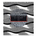 Sometimes Quiet Is Violent Twenty One Pilots The Meaning Of Blurryface Album Shower Curtain 66  x 72  (Large)  58.75 x64.8 Curtain