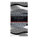 Sometimes Quiet Is Violent Twenty One Pilots The Meaning Of Blurryface Album Shower Curtain 36  x 72  (Stall)  33.26 x66.24 Curtain