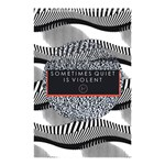 Sometimes Quiet Is Violent Twenty One Pilots The Meaning Of Blurryface Album Shower Curtain 48  x 72  (Small)  48 x72 Curtain