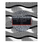 Sometimes Quiet Is Violent Twenty One Pilots The Meaning Of Blurryface Album Shower Curtain 60  x 72  (Medium)  60 x72 Curtain