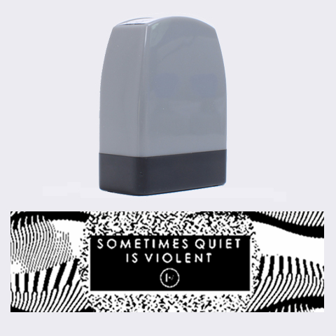 Sometimes Quiet Is Violent Twenty One Pilots The Meaning Of Blurryface Album Name Stamps