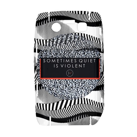 Sometimes Quiet Is Violent Twenty One Pilots The Meaning Of Blurryface Album Bold 9700