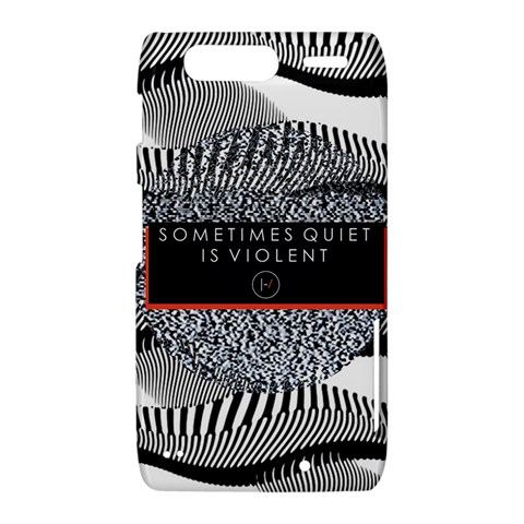 Sometimes Quiet Is Violent Twenty One Pilots The Meaning Of Blurryface Album Motorola Droid Razr XT912