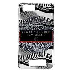 Sometimes Quiet Is Violent Twenty One Pilots The Meaning Of Blurryface Album Motorola DROID X2