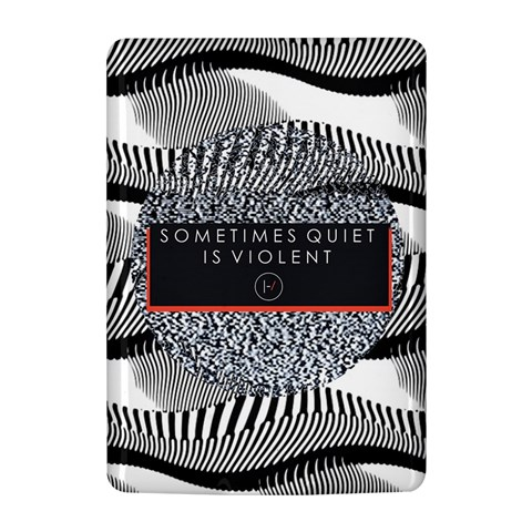 Sometimes Quiet Is Violent Twenty One Pilots The Meaning Of Blurryface Album Kindle 4